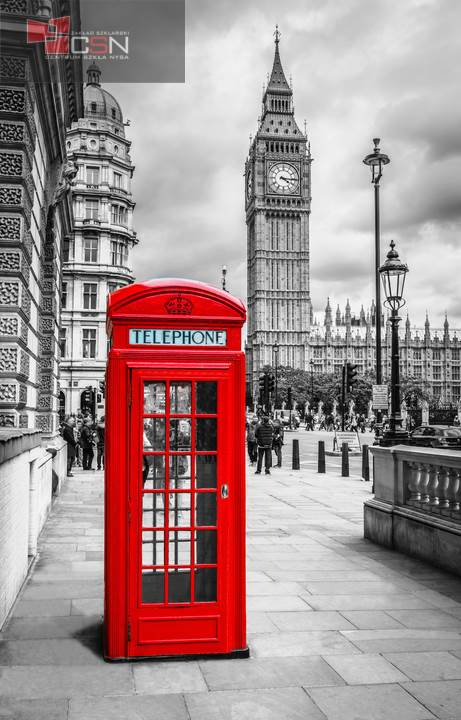 London Telephone Booth